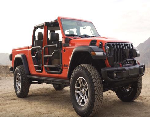 """""""سيارة كل الطرق"""" الجديدة من Jeep"""