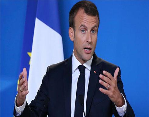 النيابة الفرنسية تتهم أحد مساعدي ماكرون باستخدام العنف ضد متظاهرين