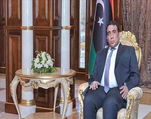 ليبيا.. المنفي يؤكد ضرورة البدء فوراً في التحضير للانتخابات