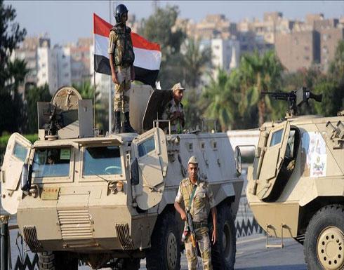 الجيش المصري يوجه ضربات جديدة للعناصر الإرهابية بشمال سيناء