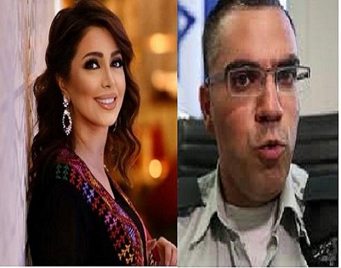 مواجهة على تويتر بين مذيعة الجزيرة ايمان عياد وافيخاي ادرعي : نحن نختلف على فلسطين وليس على اكلة حمص