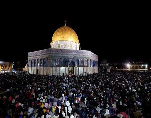 القدس عاصمة فلسطين الأبدية.. في صدارة هاشتاغات العالم ( صور )