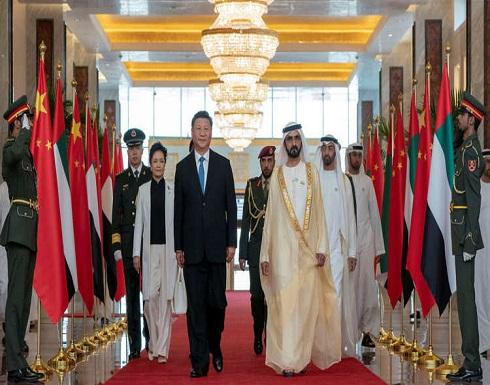بالصورة : أبوظبي وبكين توقعان حزمة واسعة من الاتفاقات أبرزها في الطاقة