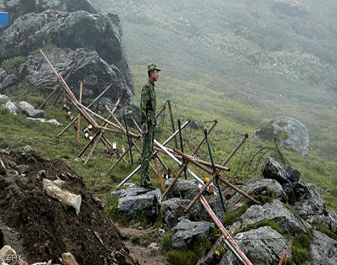الصين: القوات الهندية أطلقت أعيرة تحذيرية في نزاع حدودي