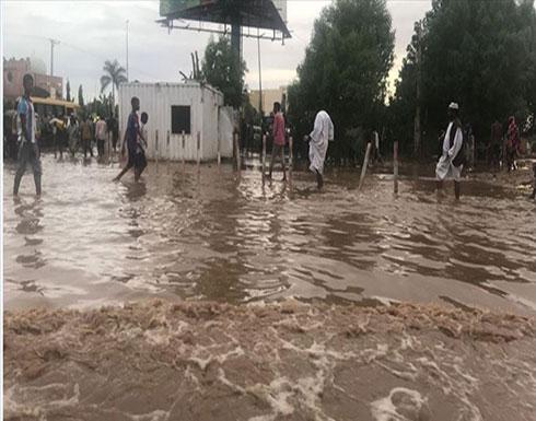 الصحة السودانية: 62 قتيلا جراء السيول منذ مطلع أغسطس