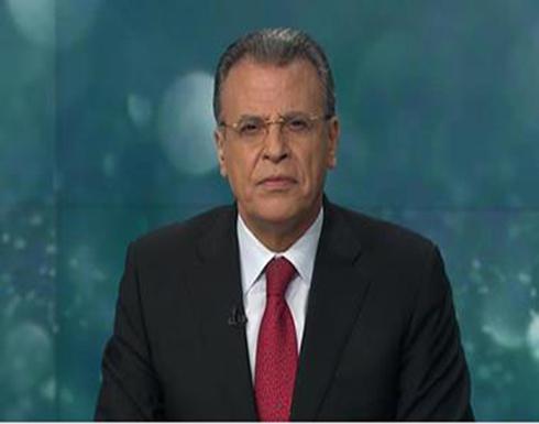 الاعلامي جمال ريان يتوقف عن الظهور على شاشة الجزيرة