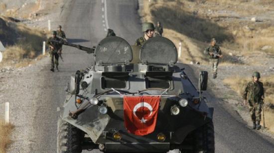 تركيا تهدد بالرد بعد معرفة من قتل جنودها بالباب