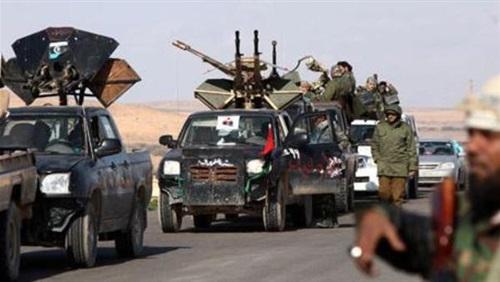 الميليشيات تنقلب على حكومة الوفاق في ليبيا