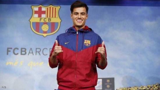 """خبر """"غير سار"""" لكل من ينتظر مشاركة كوتينيو مع برشلونة"""