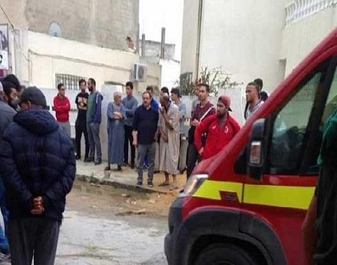 """معاكسة فتيات"""" تشعل مواجهات في مقهى برادس التونسية ( فيديو)"""