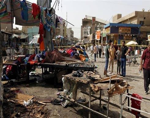 إصابة 3 بانفجار عبوة ناسفة غرب بغداد