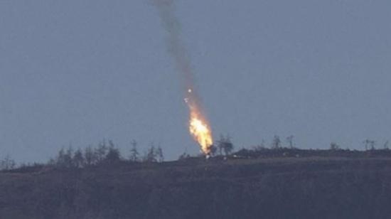 باحث روسي: أمر إسقاط المقاتلة الروسية صدر من ضابط في قاعدة إينجرليك التركية