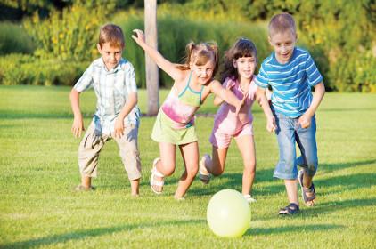 الرياضة في الصغر تقي من ارتفاع ضغط الدم في الكبر