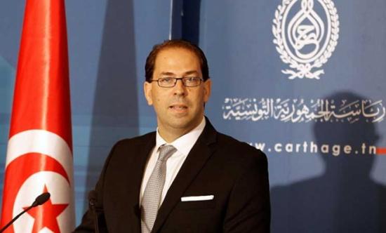 رئيس وزراء تونس يرفض طلبات ميركل في مسألة اعادة المهاجرين