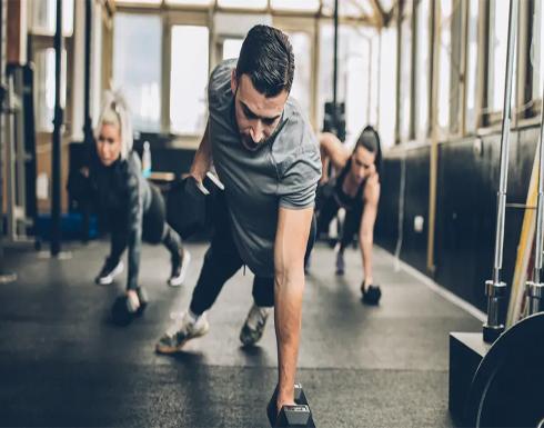 بروتين يمنح فوائد الرياضة دون تحريك عضلة واحدة