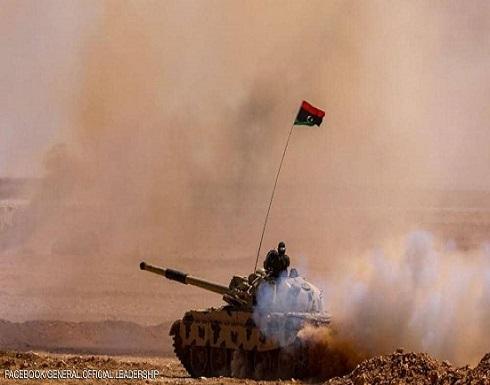 الجيش الليبي يتعرض لهجوم إرهابي بالجفرة.. ويعد برد حازم