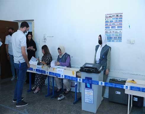 العراق.. استمرار عمليات التصويت الخاص في الانتخابات التشريعية المبكرة