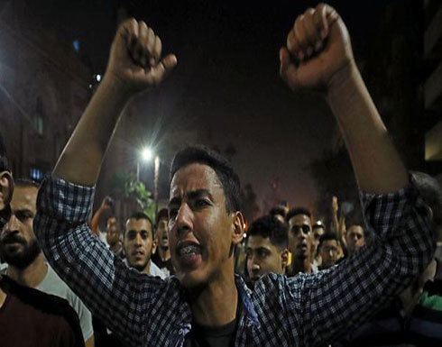 شاهد : مظاهرات في القاهرة وعدة محافظات مصرية تطالب بتنحي السيسي…