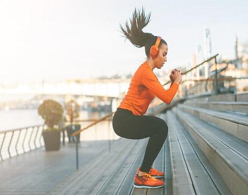 هل يجب التوقف عن التمارين الرياضية خلال الدورة الشهرية؟