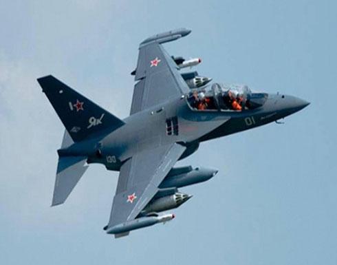 طائرات تهاجم قاعدة حميميم الروسية..