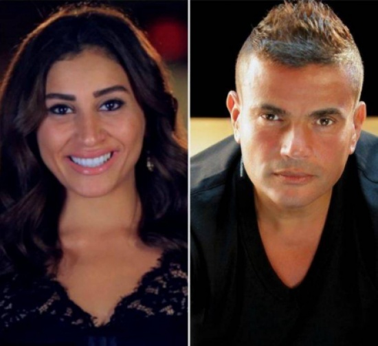 صديقة مقربة من عمرو دياب ودينا الشربيني تشعل الجدل مجدداً حول علاقتهما... هذا ما فعلته