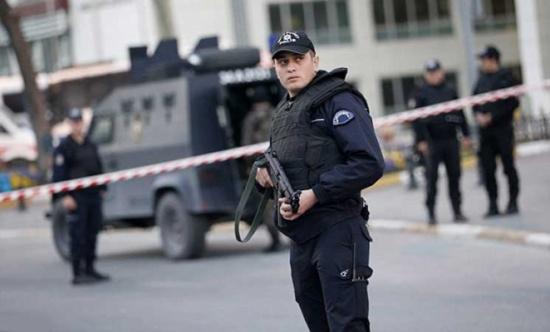 الشرطة التركية تقتل خمسة عناصر مفترضين من تنظيم الدولة