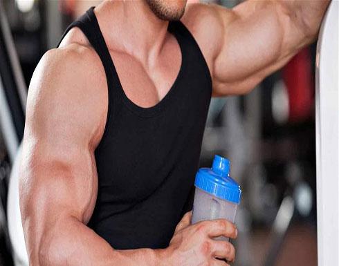 تحذيرات جديدة.. بروتين بناء العضلات ليس آمناً
