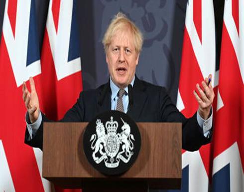 رئيس وزراء بريطانيا: اتفاقية التجارة بداية جديدة للعلاقة مع الاتحاد الأوروبي
