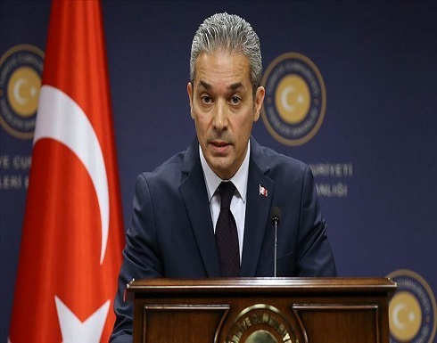 تركيا ترفض الاتهامات المصرية بخصوص ليبيا