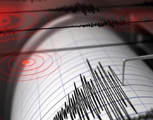 زلزال بقوة 5.2 درجات يضرب جزيرة قشم الإيرانية