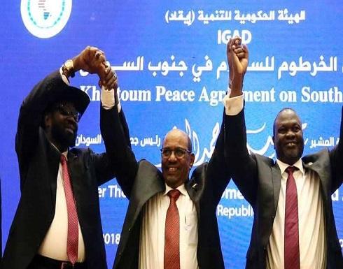 البشير: بدء ضخ النفط من ولاية الوحدة بجنوب السودان إلى السودان أول سبتمبر