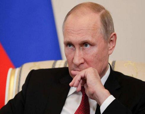 بوتين: تنظيم الدولة يحتجز مئات الرهائن بمناطق سورية
