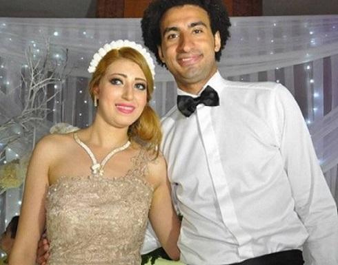 بعد أن فضحته لطردها من البيت: طلاق علي ربيع وندى محمود رسمياً