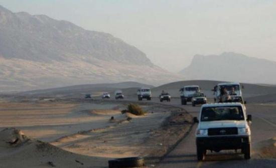 التحالف العربي بقيادة السعودية يبسط سيطرته على السواحل الجنوبية لشبوة اليمنية