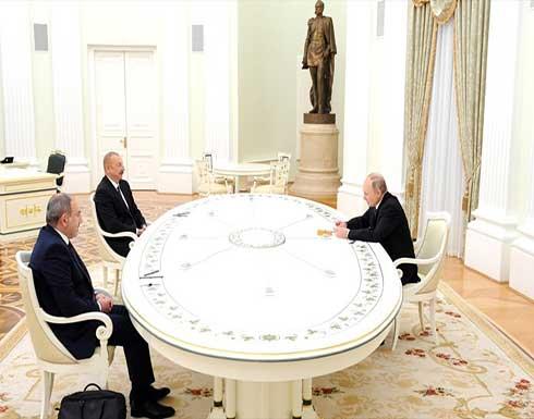 أذربيجان: ندعم المقترح الروسي حول ترسيم الحدود مع أرمينيا