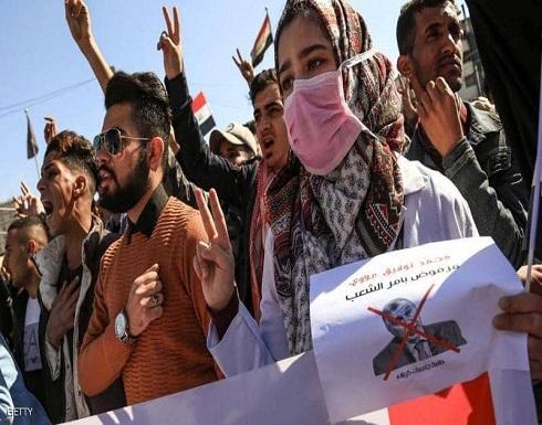 بعد النجف..أتباع التيار الصدري يهجمون على المحتجين في كربلاء