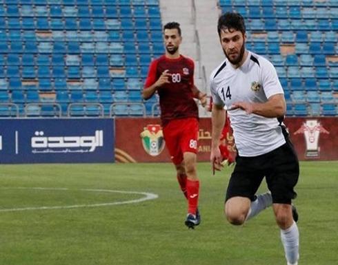 الأهلي يباغت الفيصلي ويحقق فوزه الأول في الدوري الاردني
