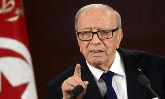 """السبسي: الثورة التونسية """"الوحيدة التي نجحت"""" بالمنطقة"""