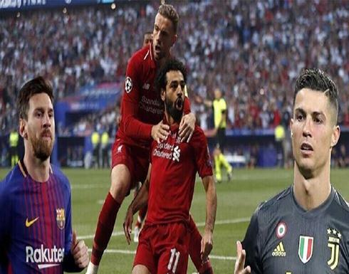 """لأول مرة منذ 2010 """"أفضل لاعب في أوروبا """" بدون رونالدو وميسي"""