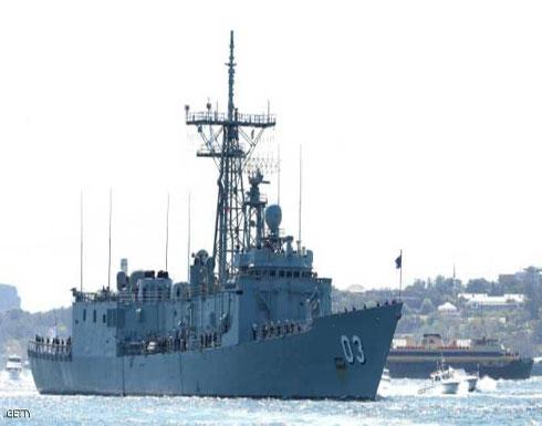 سفينة حربية أسترالية لتطبيق العقوبات على كوريا الشمالية