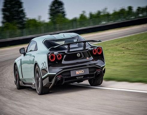 بمليون دولار… نيسان تقدم سيارة رياضية لا تشبه سواها