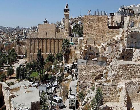 """حماس: إجراءات إسرائيل تجاه الحرم الإبراهيمي """"تعد سافر"""""""