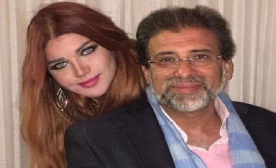 """بعد ان وصفت زواجها منه بـ """"اللعنة"""".. خالد يوسف يقاضي طليقته ياسمين الخطيب وبسمة وهبة!"""
