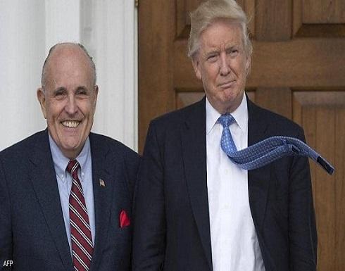 """""""مكالمة"""" تفضح محامي ترامب.. وتكشف الألاعيب ضد بايدن"""