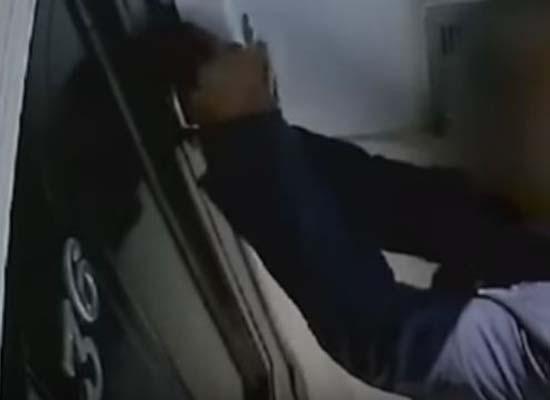 بالفيديو: لهذا السبب يجب أن تضاعف قفل باب منزلك