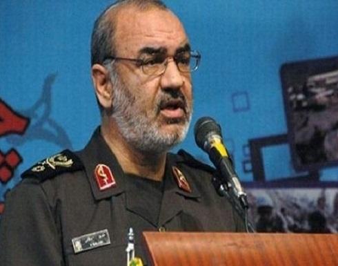 الحرس الثوري الإيراني يعلن عن تفجير مصنع صواريخ ومصفى حيفا في إسرائيل