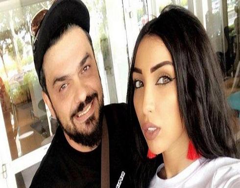 أول تعليق من دنيا بطمة على مرض زوجها محمد الترك