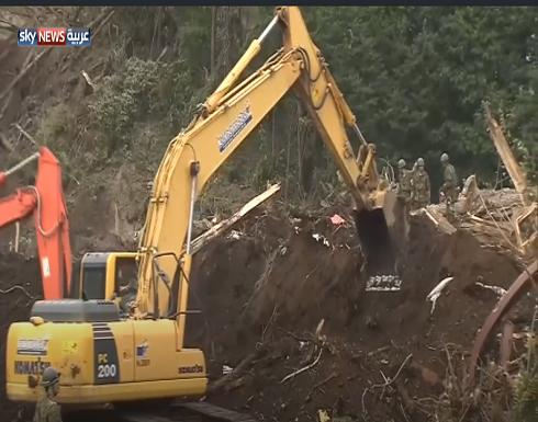 ارتفاع عدد قتلى زلزال اليابان..