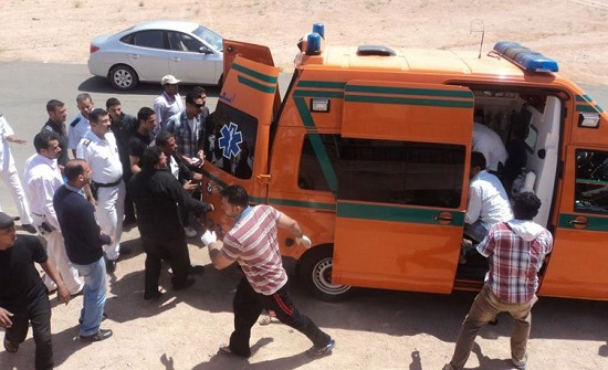 مصرع إعلامية مصرية شهيرة في حادث مروع - صورة