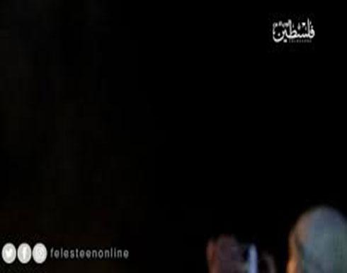 بالفيديو : انفجارات شرق غزة بفعل الإرباك الليلي